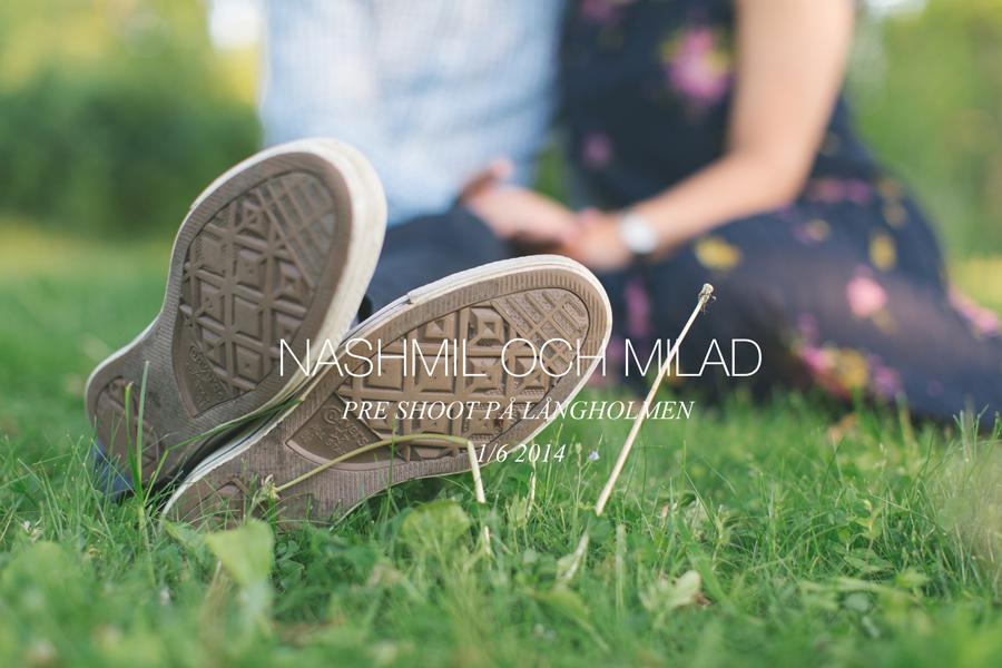Nashmil och Milads fotografering inför deras bröllop - 01