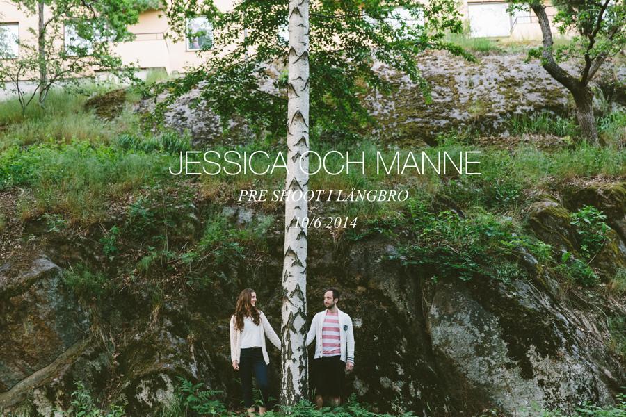 Jessica och Manne pre shoot - 18