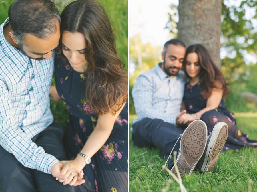 Nashmil och Milads fotografering inför deras bröllop - 21