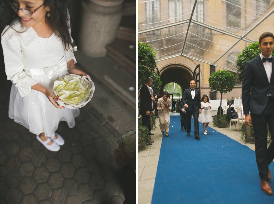 Ebru och Sirwan Bröllopsbilder från Hallwylska Palatset 25