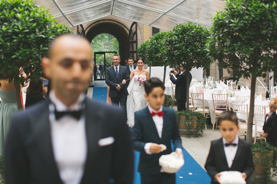 Ebru och Sirwan Bröllopsbilder från Hallwylska Palatset 27