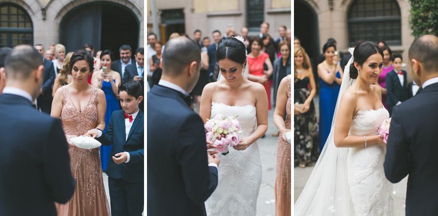 Ebru och Sirwan Bröllopsbilder från Hallwylska Palatset 30
