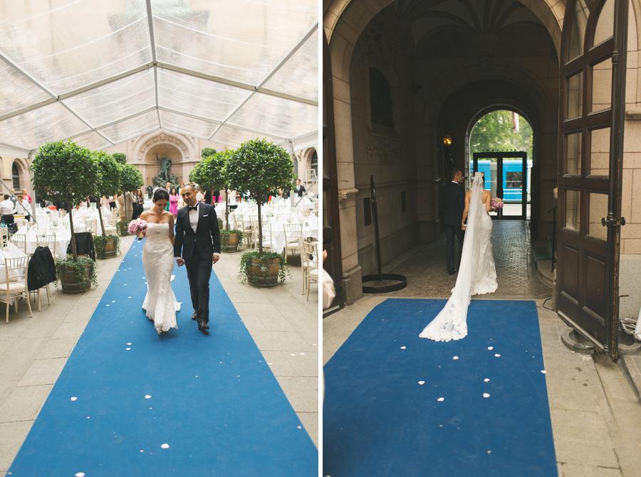 Ebru och Sirwan Bröllopsbilder från Hallwylska Palatset 33