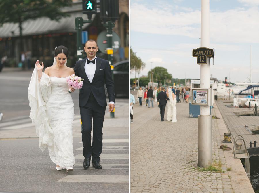 Ebru och Sirwan Bröllopsbilder från Hallwylska Palatset 34