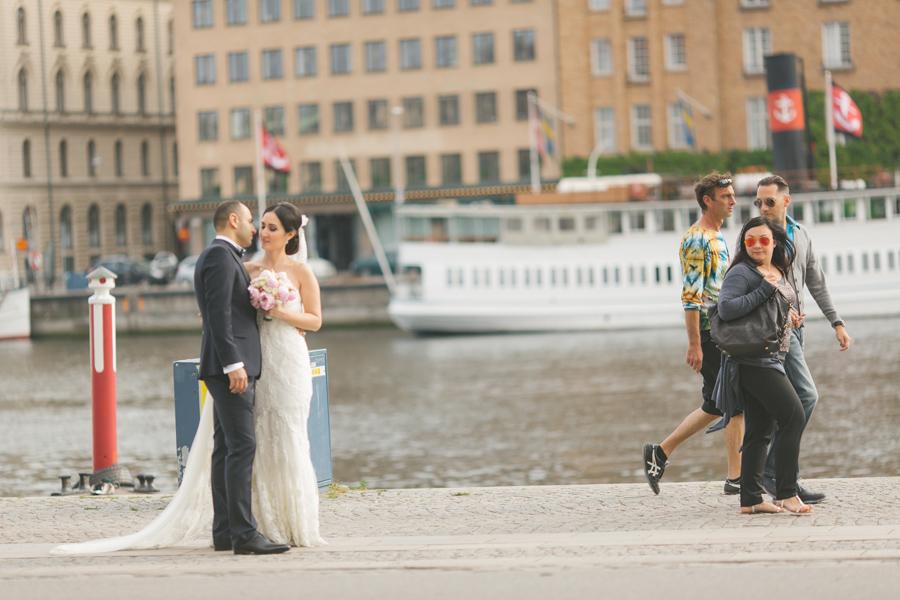 Ebru och Sirwan Bröllopsbilder från Hallwylska Palatset 38