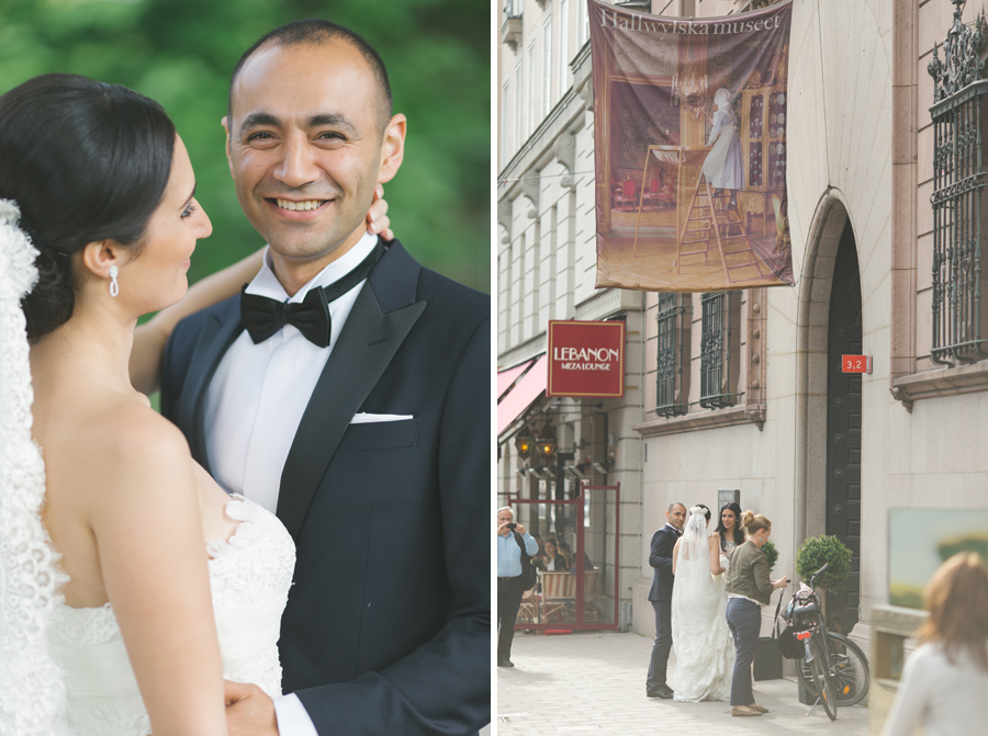 Ebru och Sirwan Bröllopsbilder från Hallwylska Palatset 42