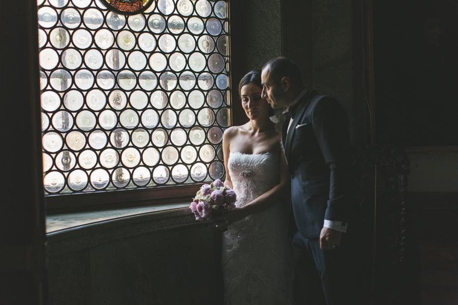 Ebru och Sirwan Bröllopsbilder från Hallwylska Palatset 44
