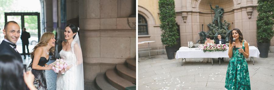 Ebru och Sirwan Bröllopsbilder från Hallwylska Palatset 45