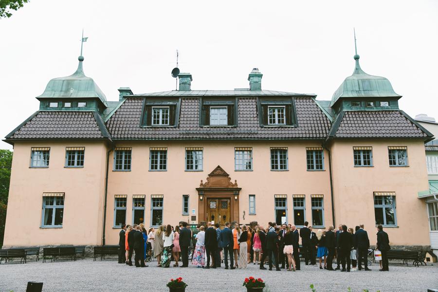 Såstaholm bröllop