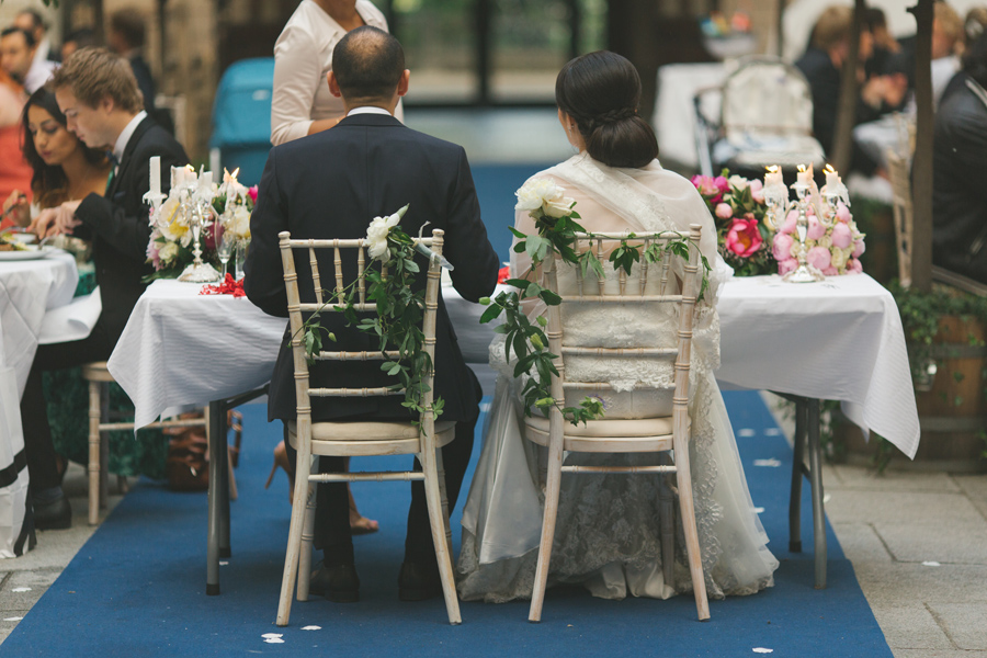 Ebru och Sirwan Bröllopsbilder från Hallwylska Palatset 62