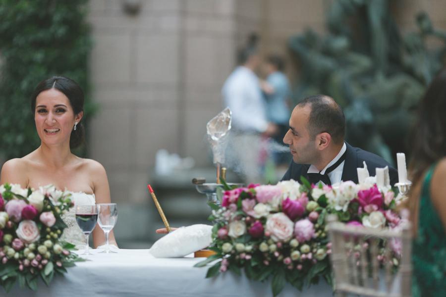 Ebru och Sirwan Bröllopsbilder från Hallwylska Palatset 66