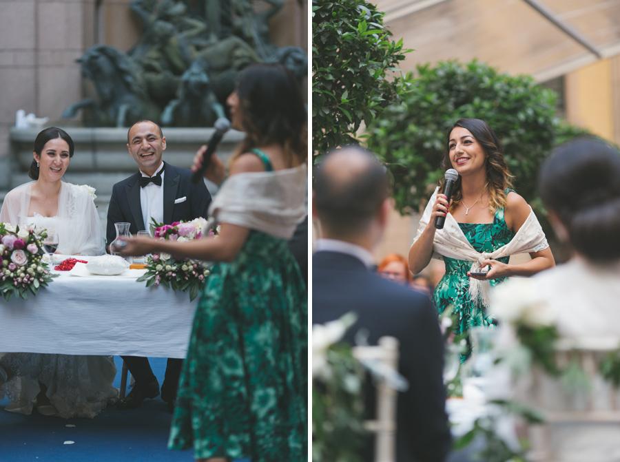 Ebru och Sirwan Bröllopsbilder från Hallwylska Palatset 67