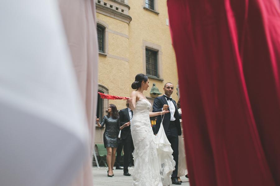 Ebru och Sirwan Bröllopsbilder från Hallwylska Palatset 73