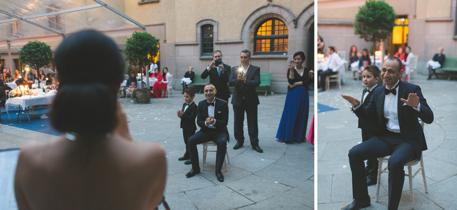 Ebru och Sirwan Bröllopsbilder från Hallwylska Palatset 76