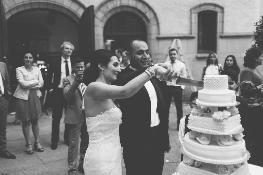 Ebru och Sirwan Bröllopsbilder från Hallwylska Palatset 77
