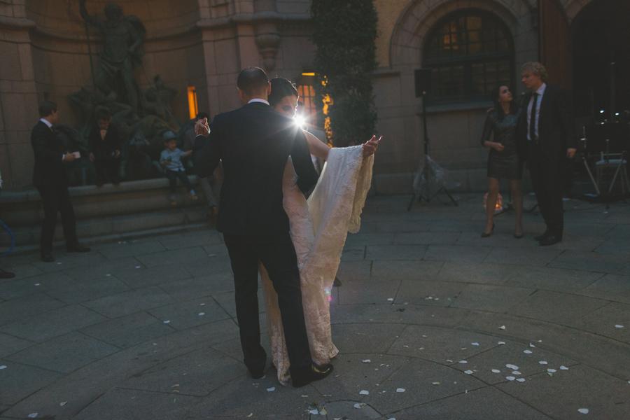 Ebru och Sirwan Bröllopsbilder från Hallwylska Palatset 79