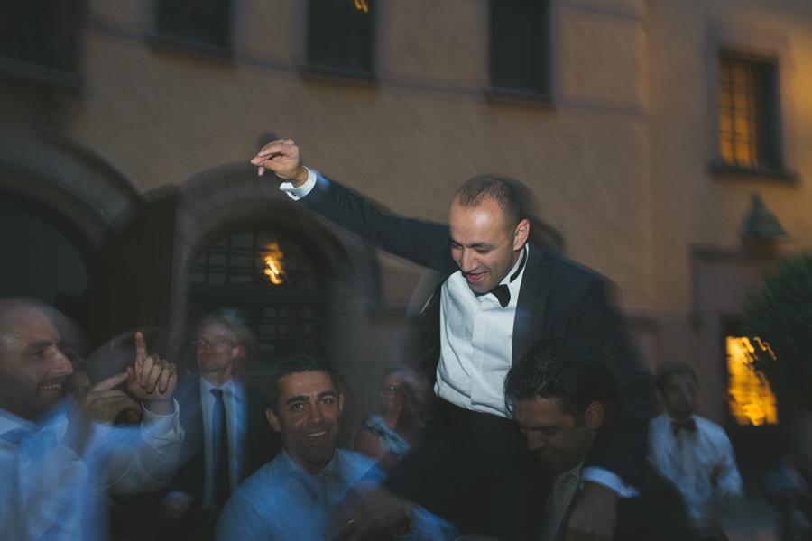 Ebru och Sirwan Bröllopsbilder från Hallwylska Palatset 84