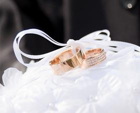 Annorlunda bröllopsfotografering