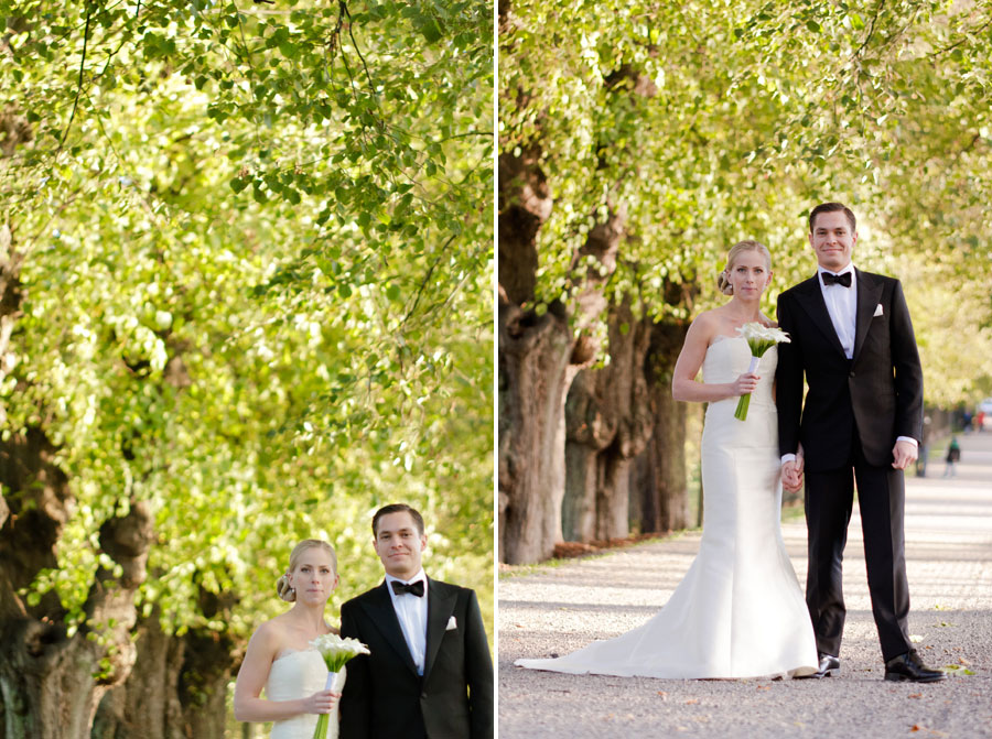 Ulrika och Daniel bröllopsbilder