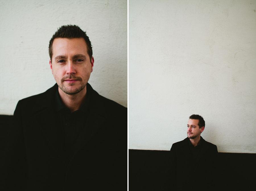 Helén och Michael pre shoot