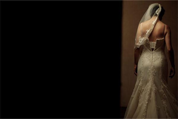 Fer Juaristi bröllopsbild