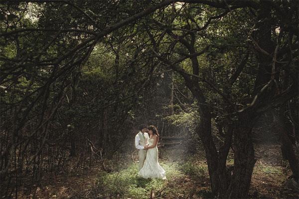 Jonas Peterson bröllopsbild