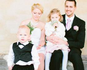 Familjen Bartofts bröllopsfotografier nu i portfolion
