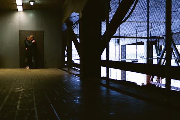 pre shoot i Slussen