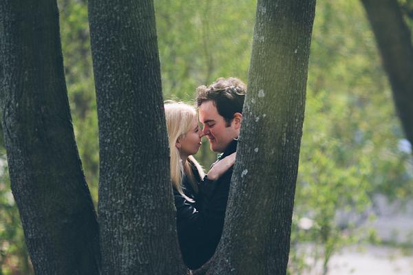 Preshoot inför bröllopsfotografering