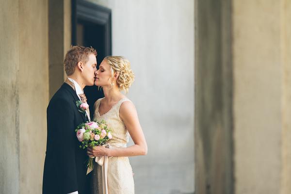 Emmi och Christofers bröllop