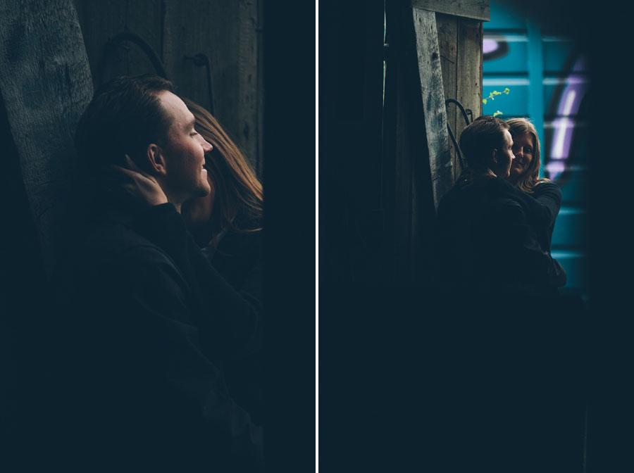 Sofia och Niklas pre shoot