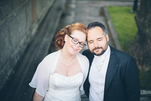 Bröllop i Stockholms Stadshus