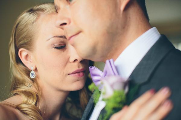 Amanda och Johans bröllop