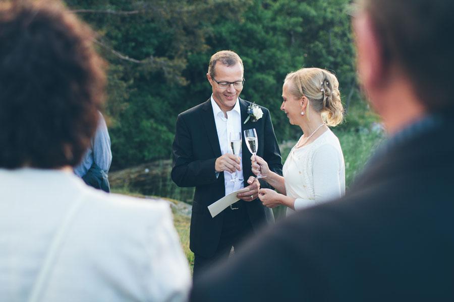 Stina och Hans bröllopsbilder