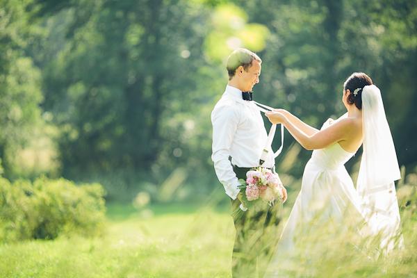 Bröllop i Tyresö kyrka