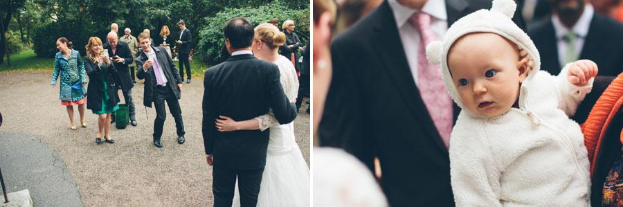 Katarina och Jannes bröllopsbilder från Stockholm och Djurgården