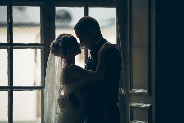Matilda och Martin - bröllopfotograf på Karlbergs slott