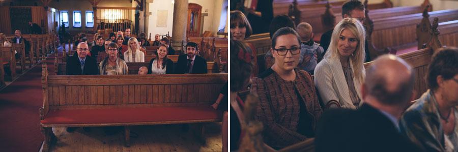 Hannah och Martins bröllopsbilder från Stockholm