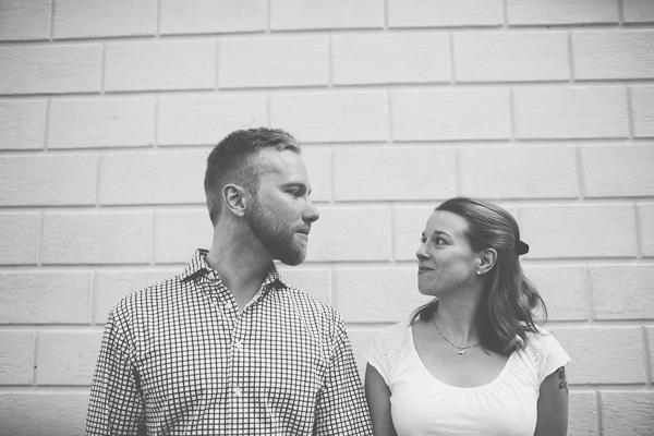 Jessika och Sebastians preshoot inför deras bröllop på Skansen