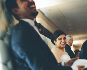 En helt (o)vanlig dag i en bröllopsfotografs liv