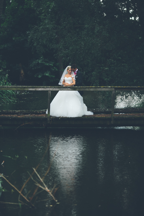 Ulrika och Jonas bröllop