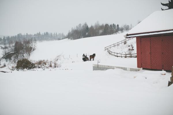 Bröllop i Gran i Norge