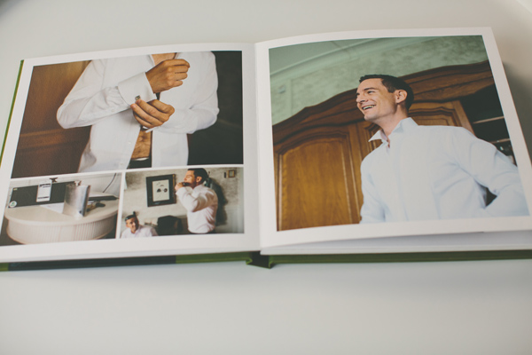 Fotoböcker för bröllopsbilder