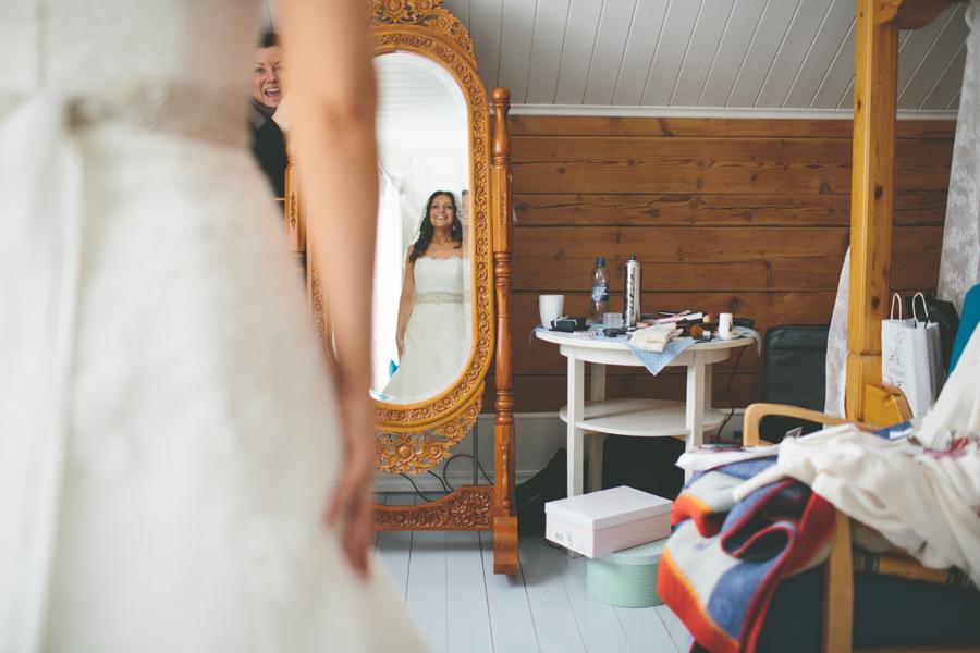 Gunda-Marie och Hans bröllop i Gran, Norge 019