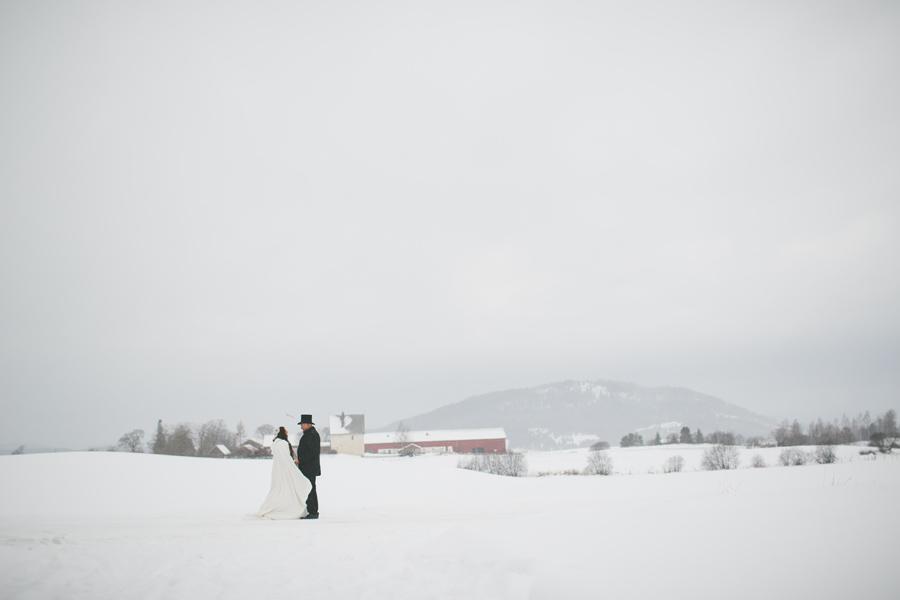 Gunda-Marie och Hans bröllop i Gran, Norge 045