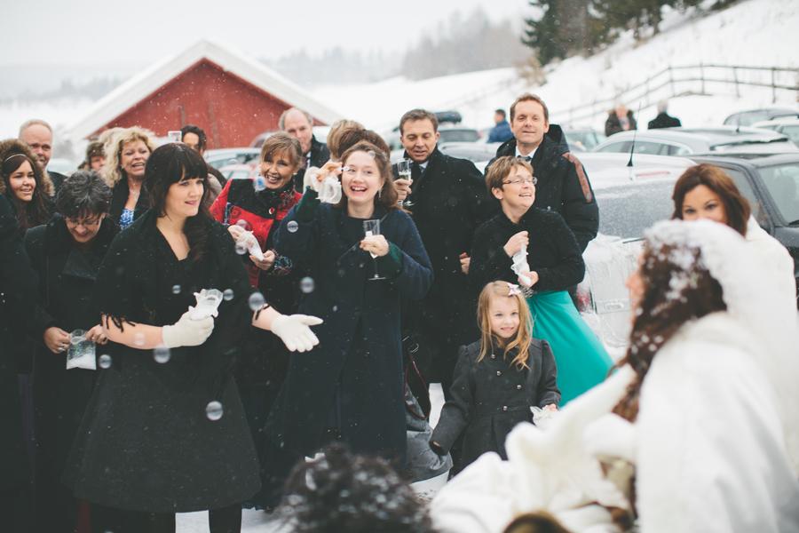 Gunda-Marie och Hans bröllop i Gran, Norge 050