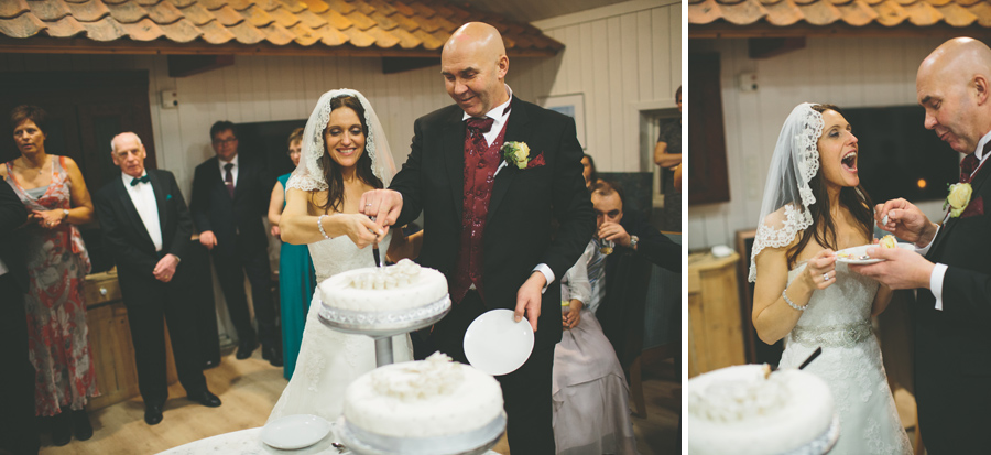 Gunda-Marie och Hans bröllop i Gran, Norge 077