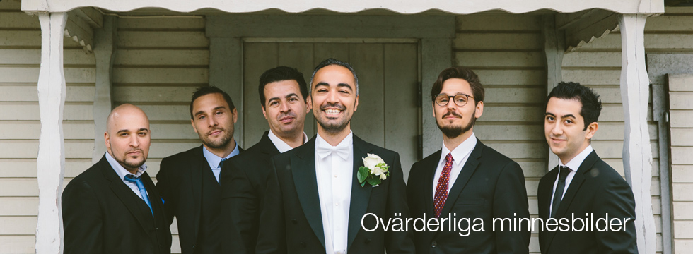 Fota Bröllop.se