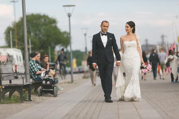 Ebru och Sirwan bröllopsbilder