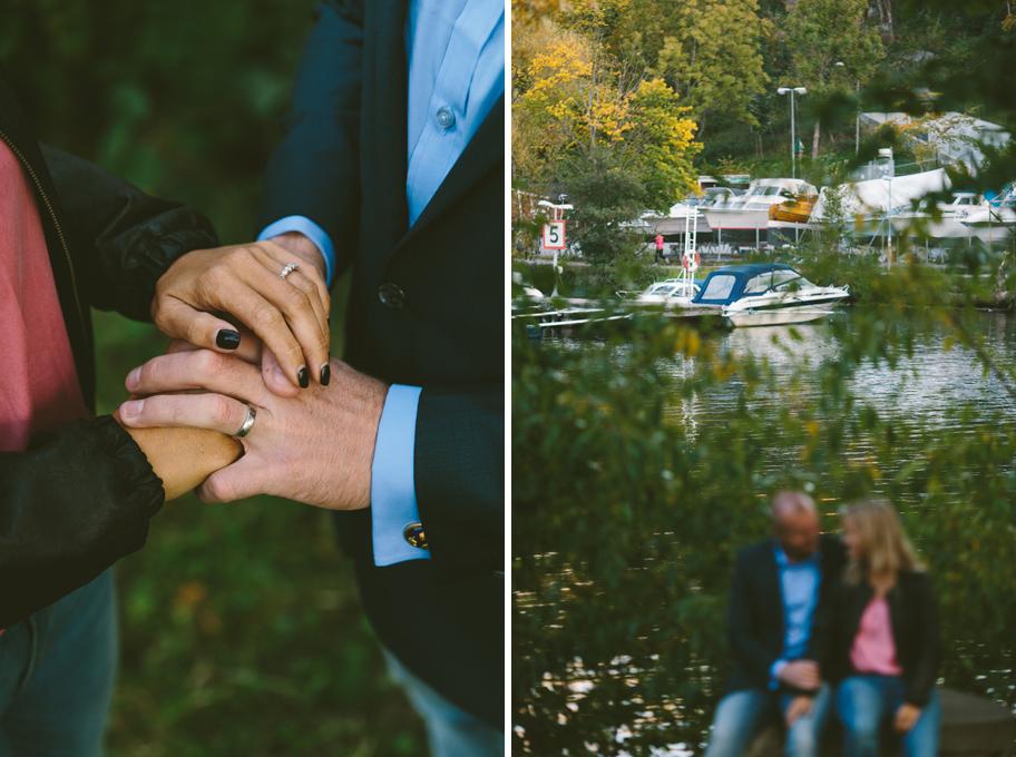 Mia och Mats pre shoot inför deras bröllop i Stockholm - 014